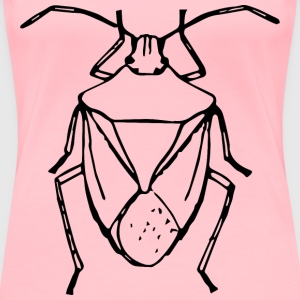 Stink Bug - Women's Premium T-Shirt
