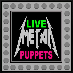 LIVE METAL PUPPETS PODCAST - Men's T-Shirt