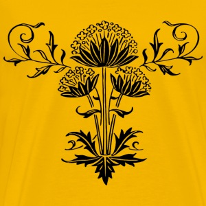 Flower 70 - Men's Premium T-Shirt