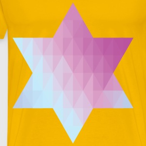 Geometric Star VI - Men's Premium T-Shirt