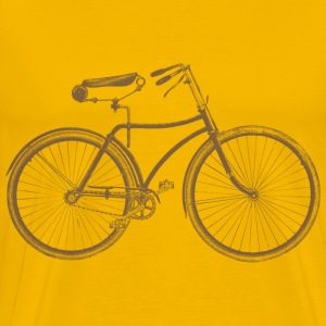 Vintage bicycle 01 - Men's Premium T-Shirt