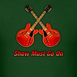 Guitars Show - Men's T-Shirt