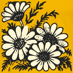 daisies - Men's Premium T-Shirt