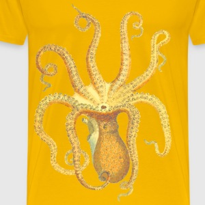 Octopus 3 - Men's Premium T-Shirt