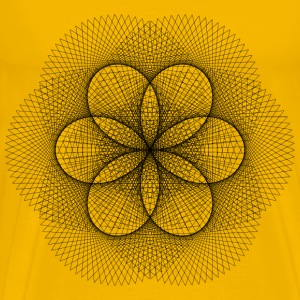 Not spirograph 11 - Men's Premium T-Shirt