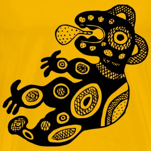 Aboriginal design 2 - Men's Premium T-Shirt