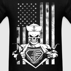 Superman - USA Sailor - Men's T-Shirt
