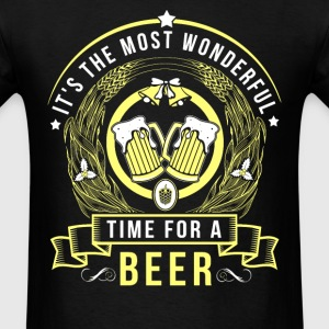 Brewsmeister - It's the most wonderful time - Men's T-Shirt
