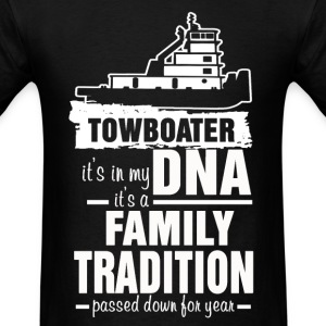 Pusher - Its in my DNA It's a Family tradition - Men's T-Shirt