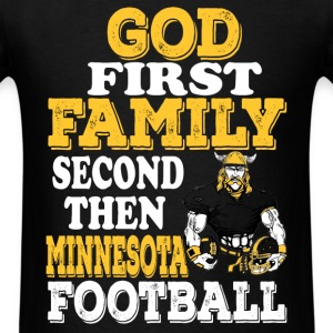 Minnesota football - Minnesota football is the 3rd - Men's T-Shirt