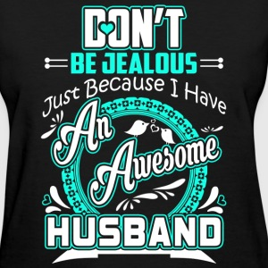 Husband - I have an awesome husband t-shirt - Women's T-Shirt
