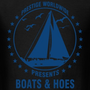 Boats  - Men's T-Shirt