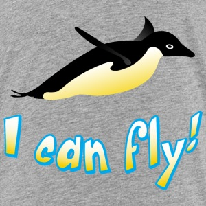 Flying penguin Baby & Toddler Shirts - Toddler Premium T-Shirt