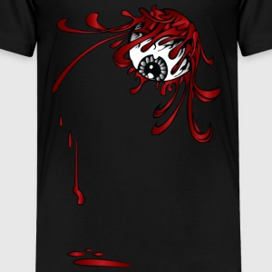 Bloody Eyeball Kids' Shirts - Kids' Premium T-Shirt