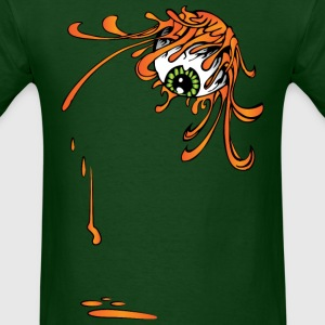 Flaming Eyeball T-Shirts - Men's T-Shirt