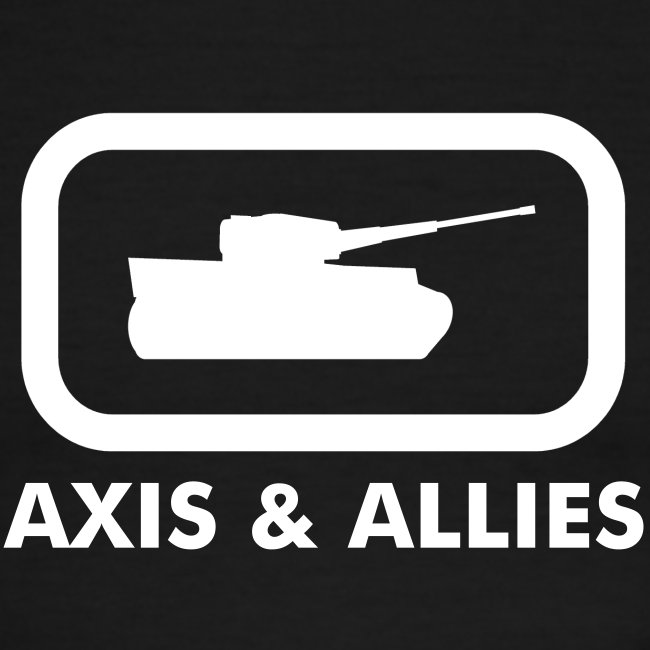 Axis & Allies Tank Ringer Tee
