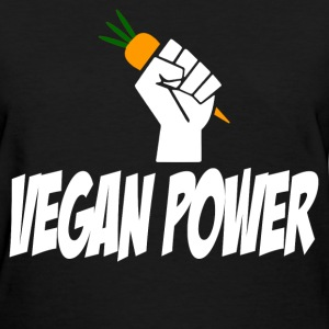 VEGAN POWER 1291090131.png T-Shirts - Women's T-Shirt