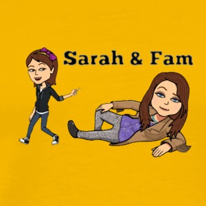 Sarah and Fam - Men's Premium T-Shirt