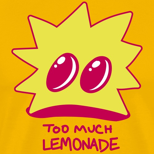 TOO MUCH LEMONADE