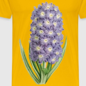 Flower Illustration - Men's Premium T-Shirt