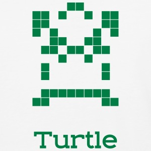 Game of Life turtle T-Shirts - Baseball T-Shirt