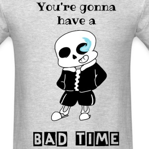 Sans the Skeleton T-Shirts - Men's T-Shirt
