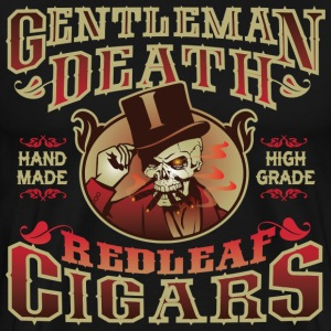 Gentleman Death Cigars - Men's Premium T-Shirt