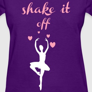 Shake it off T-Shirts - Women's T-Shirt