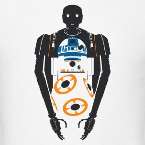 Star Wars Rogue One The Droids You're Looking For - Men's T-Shirt