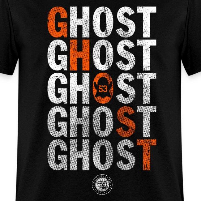 Ghost 53 Name Shirt