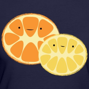 Lemon and Orange T-Shirts - Women's 50/50 T-Shirt