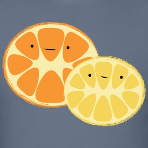 Lemon and Orange T-Shirts - Men's T-Shirt