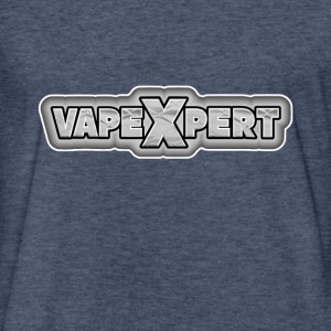 VAPEXPERT - Fitted Cotton/Poly T-Shirt by Next Level