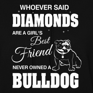 Never Owned A French Bulldog Hoodies - Women's Hoodie