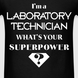 Laboratory technician - I'm a Laboratory technicia - Men's T-Shirt