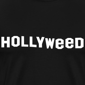 Hollyweed - Men's Premium T-Shirt