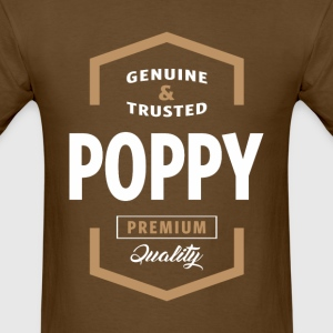 Genuine Poppy Tshirt - Men's T-Shirt