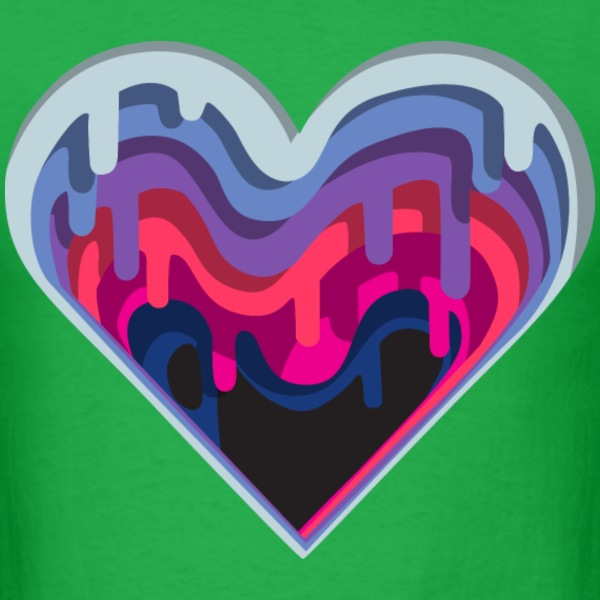 Heartbleed - Men's T-Shirt
