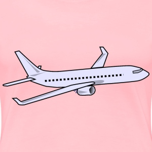 Aircraft - Women's Premium T-Shirt