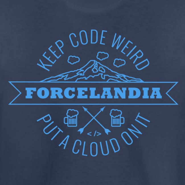 Forcelandia Kids T-Shirt