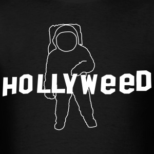 HOLLYWEED space out T-Shirts - Men's T-Shirt