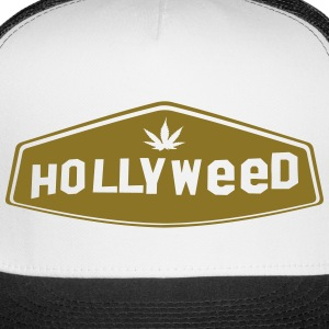 HOLLYWEED 1c Sportswear - Trucker Cap