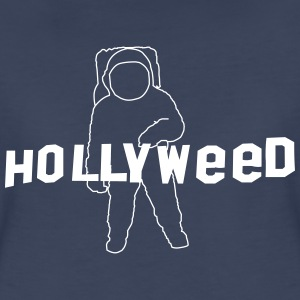 HOLLYWEED space out T-Shirts - Women's Premium T-Shirt