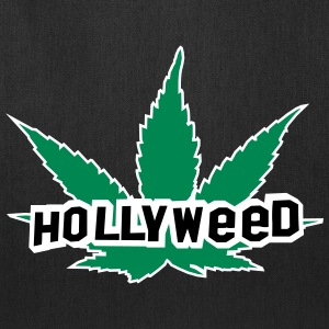 HOLLYWEED pot Bags & backpacks - Tote Bag