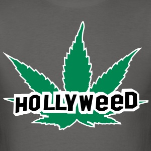 HOLLYWEED pot T-Shirts - Men's T-Shirt