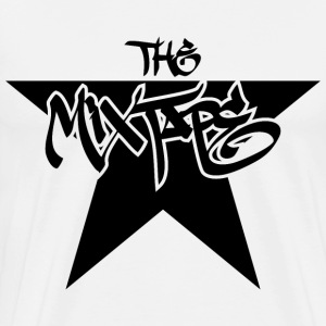 the mixtape star 2 - Men's Premium T-Shirt