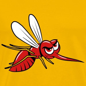 Mosquito wittily insect T-Shirts - Men's Premium T-Shirt