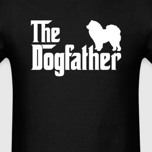 Chow Chow DogFather T-Shirt T-Shirts - Men's T-Shirt