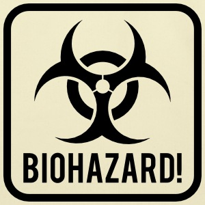 Biohazard Bags & backpacks - Eco-Friendly Cotton Tote