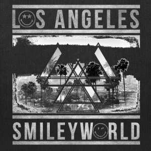 SmileyWorld Los Angeles Palm Trees - Tote Bag